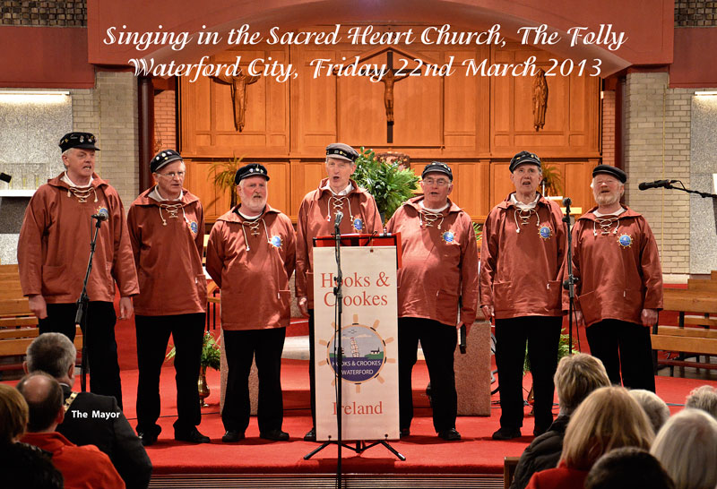 Sacred heart Church 22nd March 2013