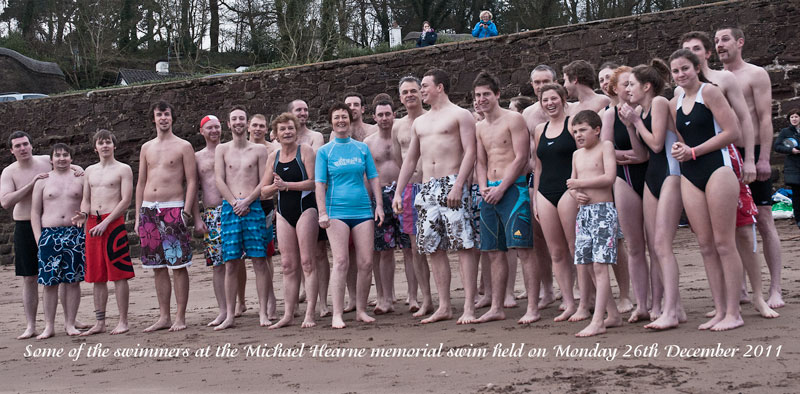 Michael Hearne Swim 2011