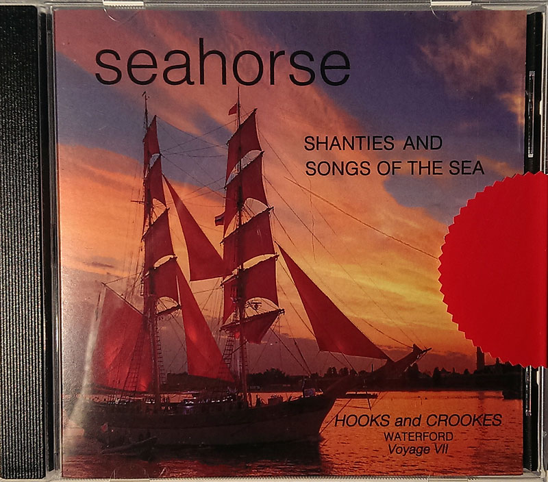 Seahorse CD Cover