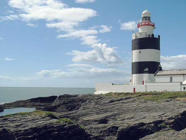Hook Lighthouse to Waterford - 2 ways to travel via line 611
